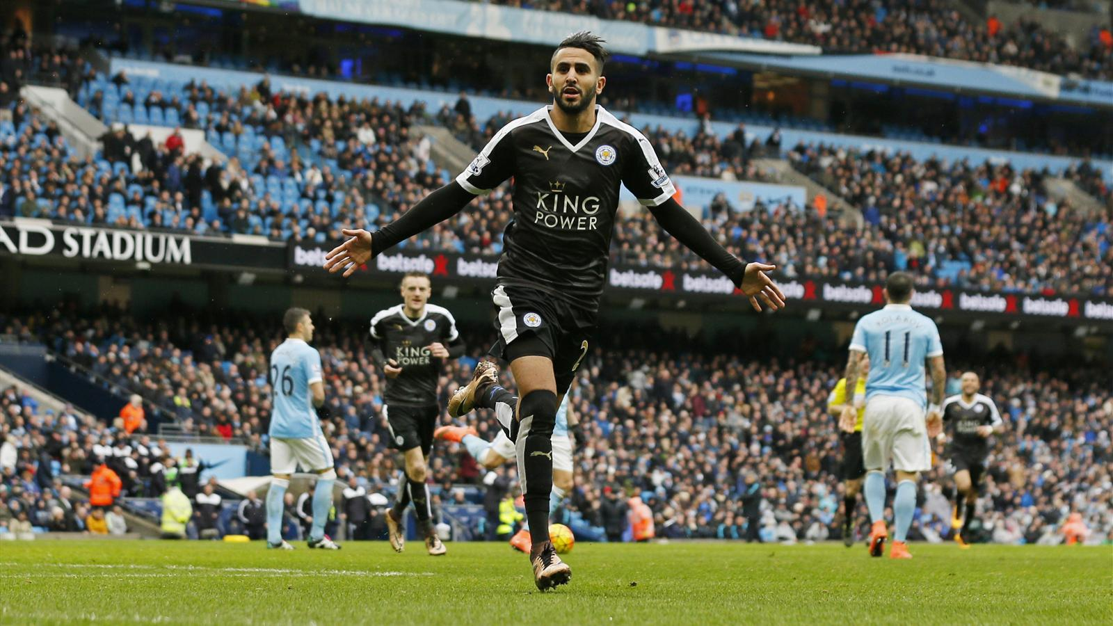From impossible dream to reality: immortality beckons Leicester ...