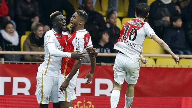 Même en difficulté, Monaco réalise le coup parfait