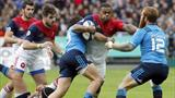 France recover to edge out brave Italy in Paris with fortunate win