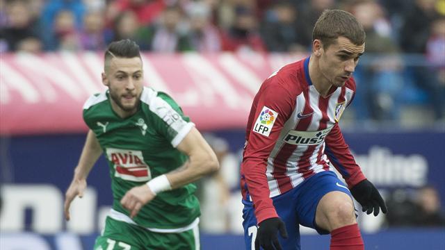 Renversant, l'Atlético s'est remis la tête à l'endroit après sa défaite contre le Barça