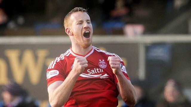 Rooney fires Aberdeen to victory in seven-goal thriller at St Johnstone