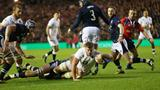 Eddie Jones starts England reign with narrow win over Scotland
