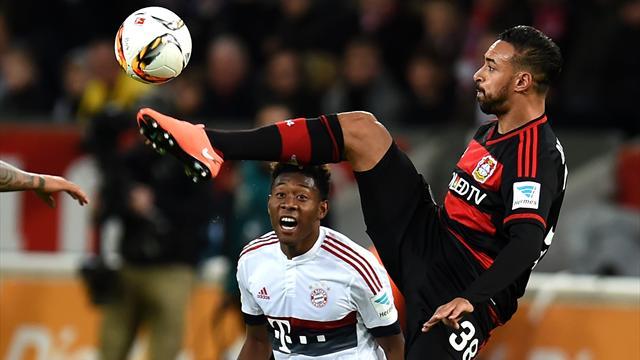 Un point et puis c'est tout pour le Bayern à Leverkusen