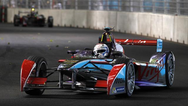 Bird se impone en la clasificación de Buenos Aires de la Formula E