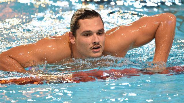 """21""""57 sur 50m : Manaudou n'a jamais nagé aussi vite si tôt dans la saison"""