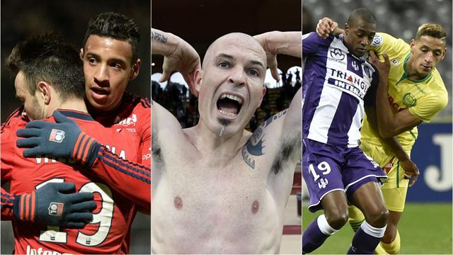 Bouillie de football, réalisme lyonnais et bonne affaire monégasque: Les tops et les flops de samedi