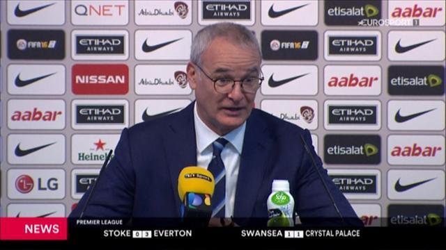 """Ranieri: """"Questo è un campionato pazzo, cerchiamo di divertirci"""""""