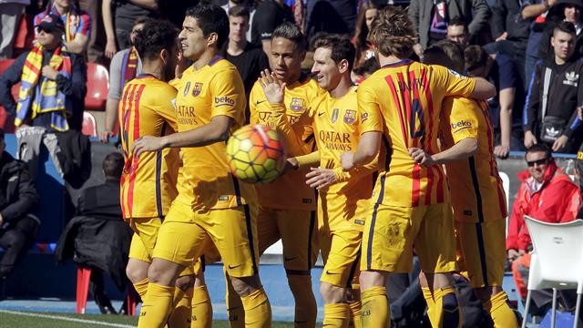 Barcelona Berpeluang Memperpanjang Laju Mereka Ke Angka 37