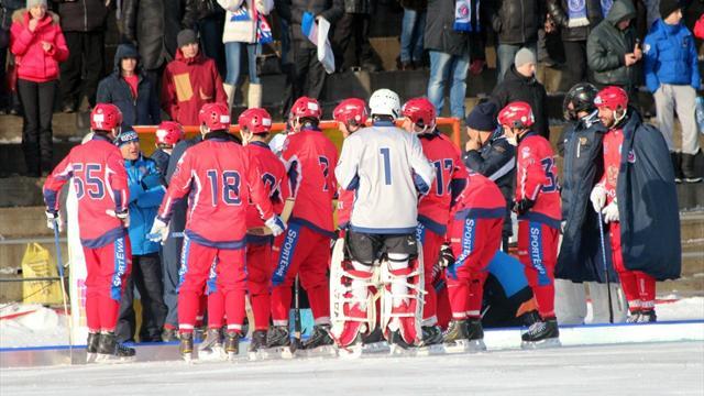 Сборная России в четвертый раз подряд стала чемпионом мира