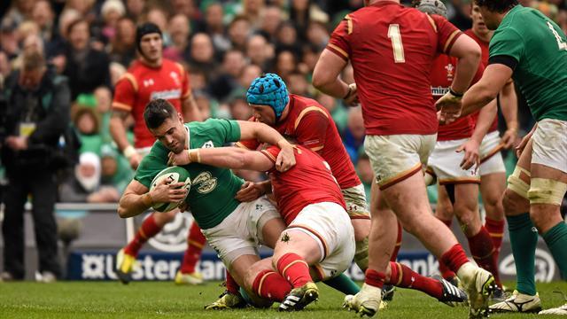Murray a bonifié le travail des avants irlandais