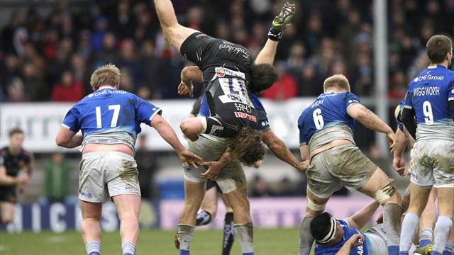 Saracens recover to increase Premiership lead at Exeter