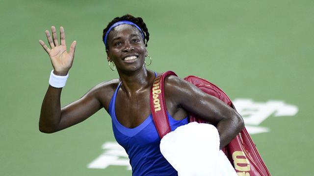 Après quinze ans de boycott, Venus Williams revient à Indian Wells