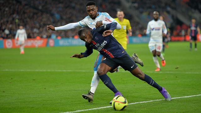 Matuidi et Verratti indisponibles face à Montpellier, et incertains pour Chelsea
