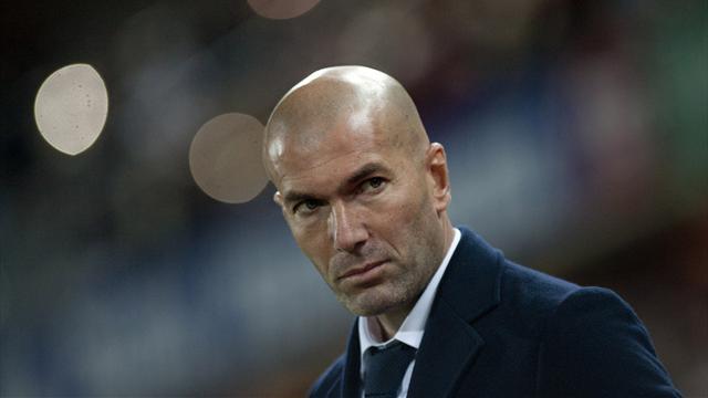 """Zidane : """"Nous n'allons pas baisser les bras"""""""