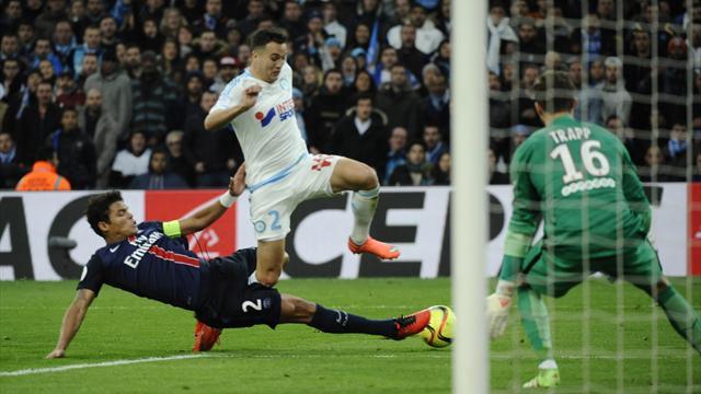 Les notes du PSG : Thiago Silva a tout repoussé, Ibra s'est occupé du reste