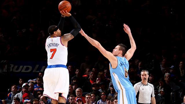 Les Knicks en crise, les Celtics en forme