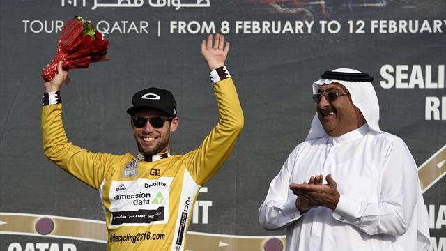 Cavendish enfin vainqueur sous ses nouvelles couleurs
