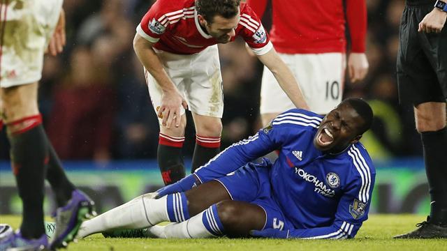 La saison de Zouma est terminée, ses espoirs de jouer l'Euro s'envolent