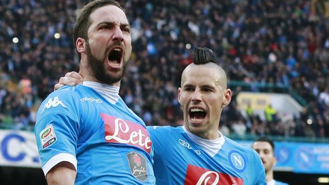 Naples en C1, Higuain dans l'histoire, le Milan hors d'Europe