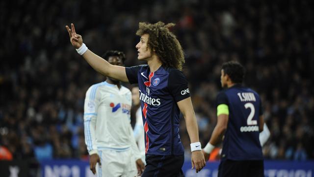 """Blanc et David Luiz ont eu """"une très longue discussion"""" après son refus de sortir contre l'OM"""