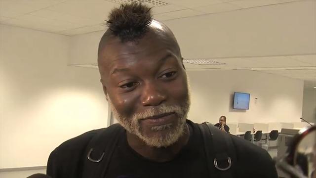 Un retour en Ligue 1 ? Djibril Cissé retenterait bien le coup