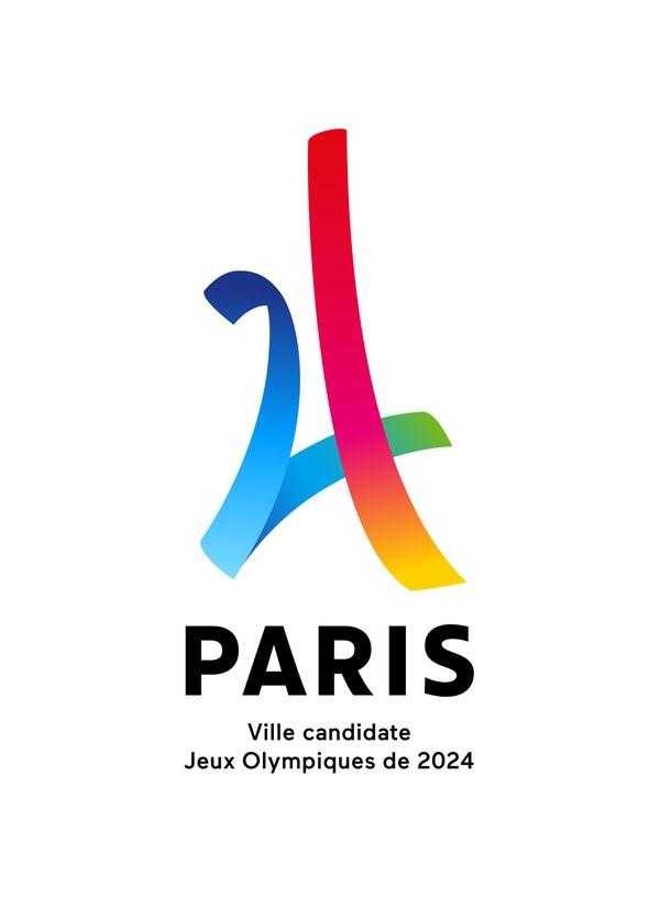 Logo Paris 2024 JO Jeux olympiques