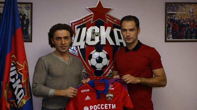Широков подписал контракт с ЦСКА до конца сезона