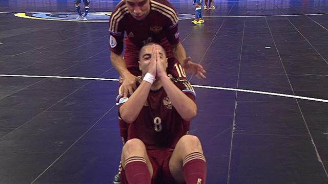 Шикарная победа над Азербайджаном, которая вывела Россию в полуфинал