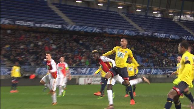 Bakayoko avait permis à Monaco d'égaliser face à Sochaux