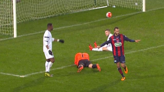 Boutaib offre la qualification à Ajaccio face à St-Malo