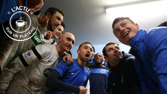 Coupe de France, Granville, PSG, NBA : L'actu sur un plateau