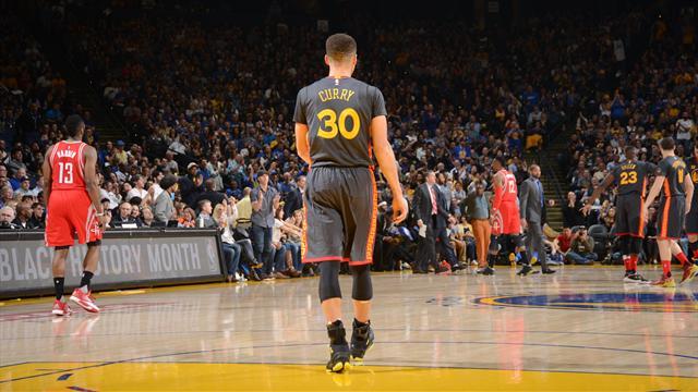 Curry a éteint Harden, Gobert encore déterminant : ce qu'il faut retenir de la nuit