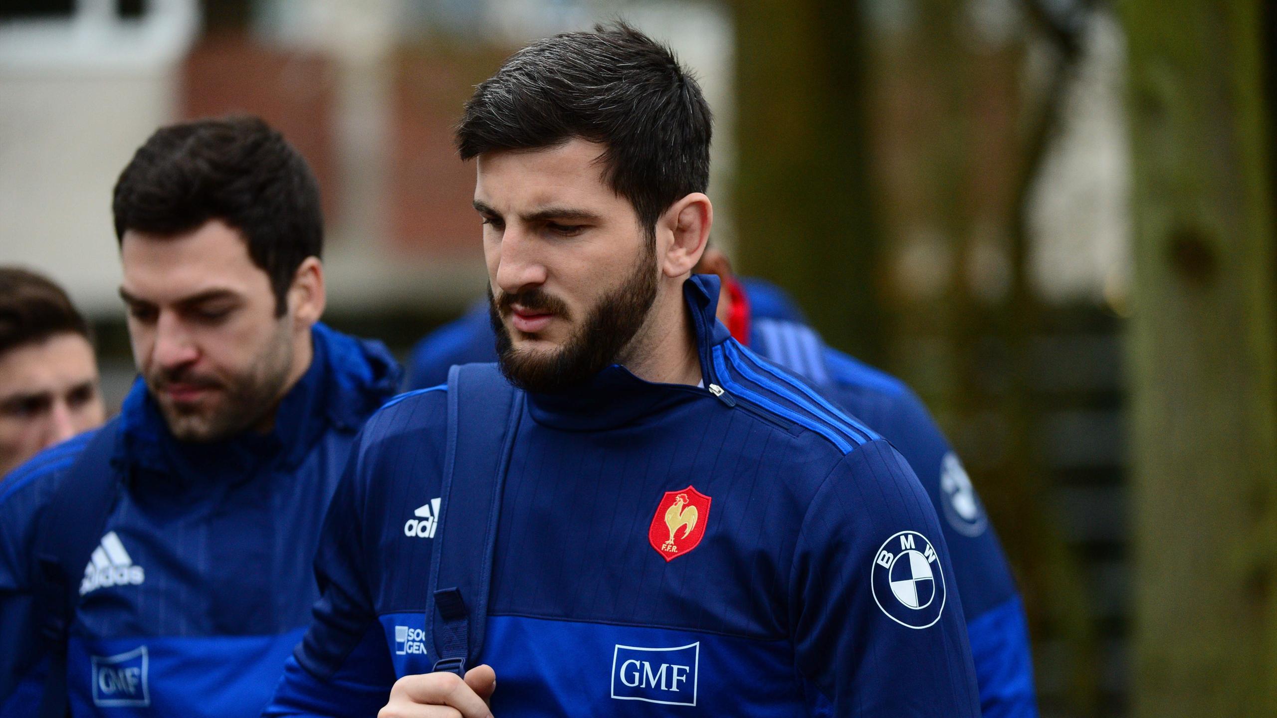 Loann Goujon (XV de France) - 9 février 2016