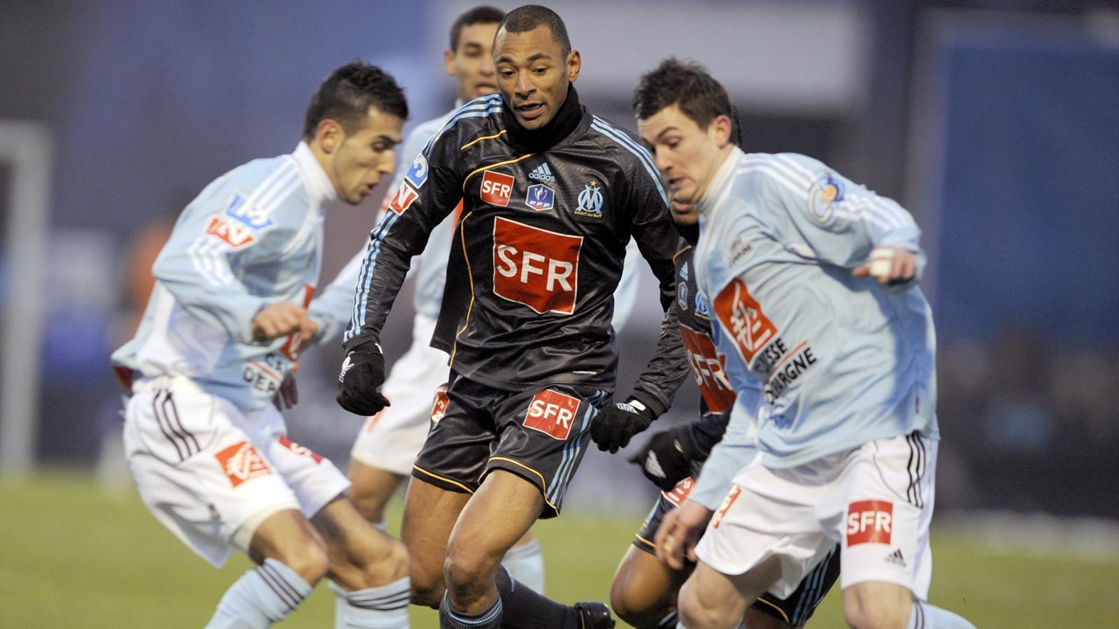 2010 2016 six ans apr s tr lissac retrouve l 39 om en - Resultats coupe de france football 2015 ...