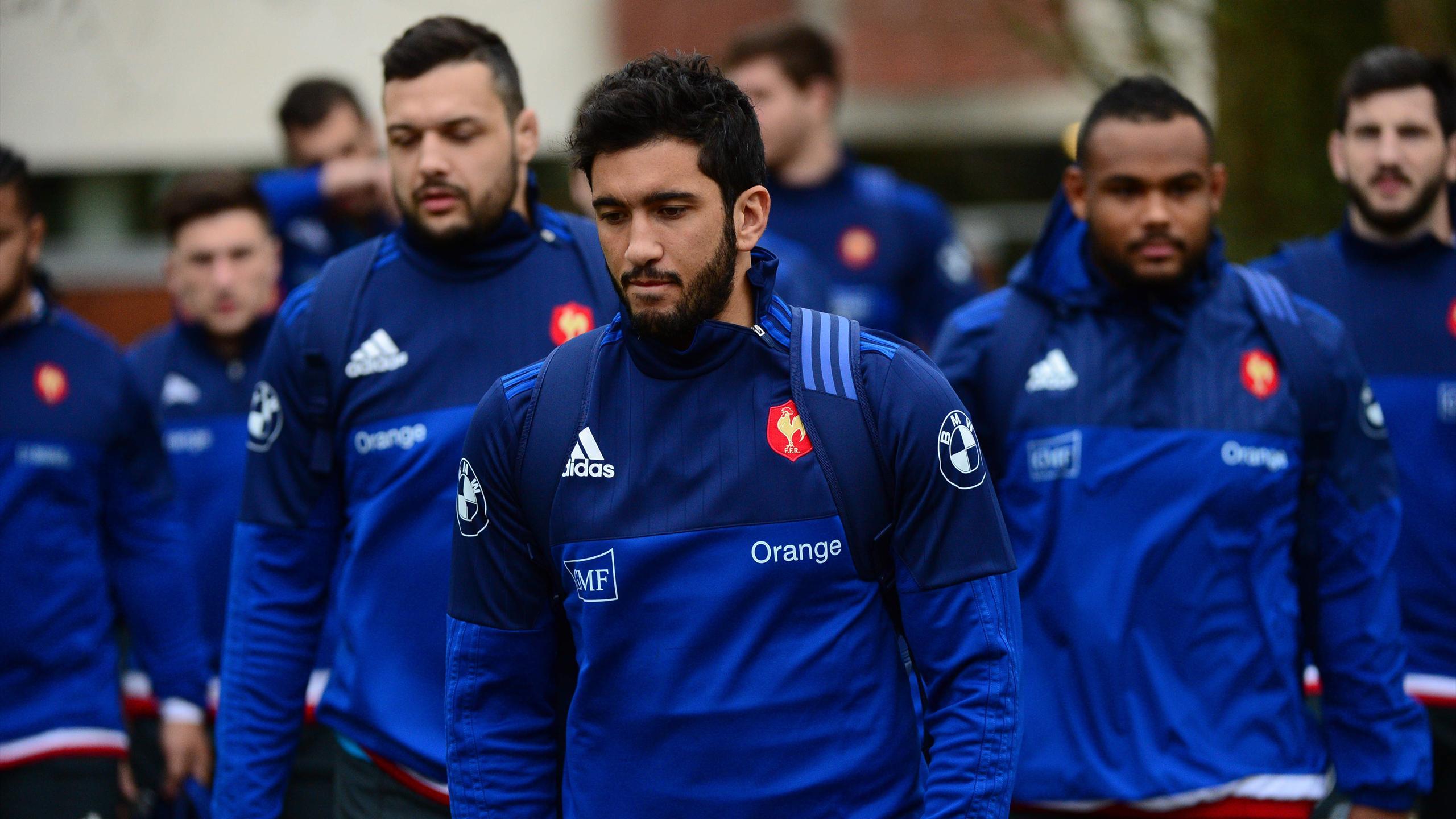 Maxime Mermoz (XV de France) - 9 février 2016