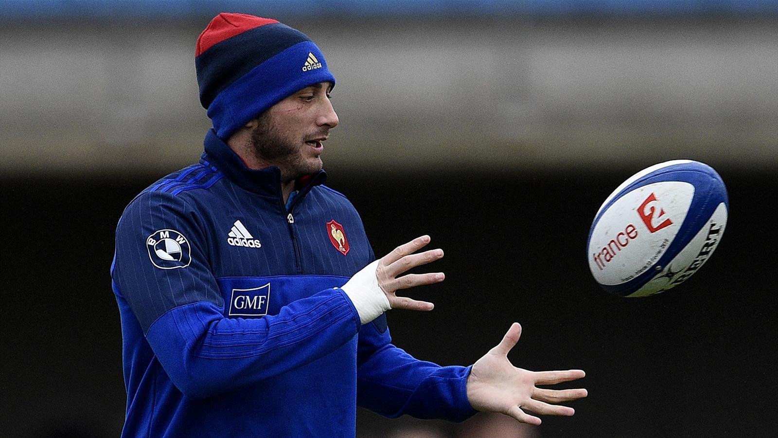 Maxime Médard (XV de France) - 9 février 2016