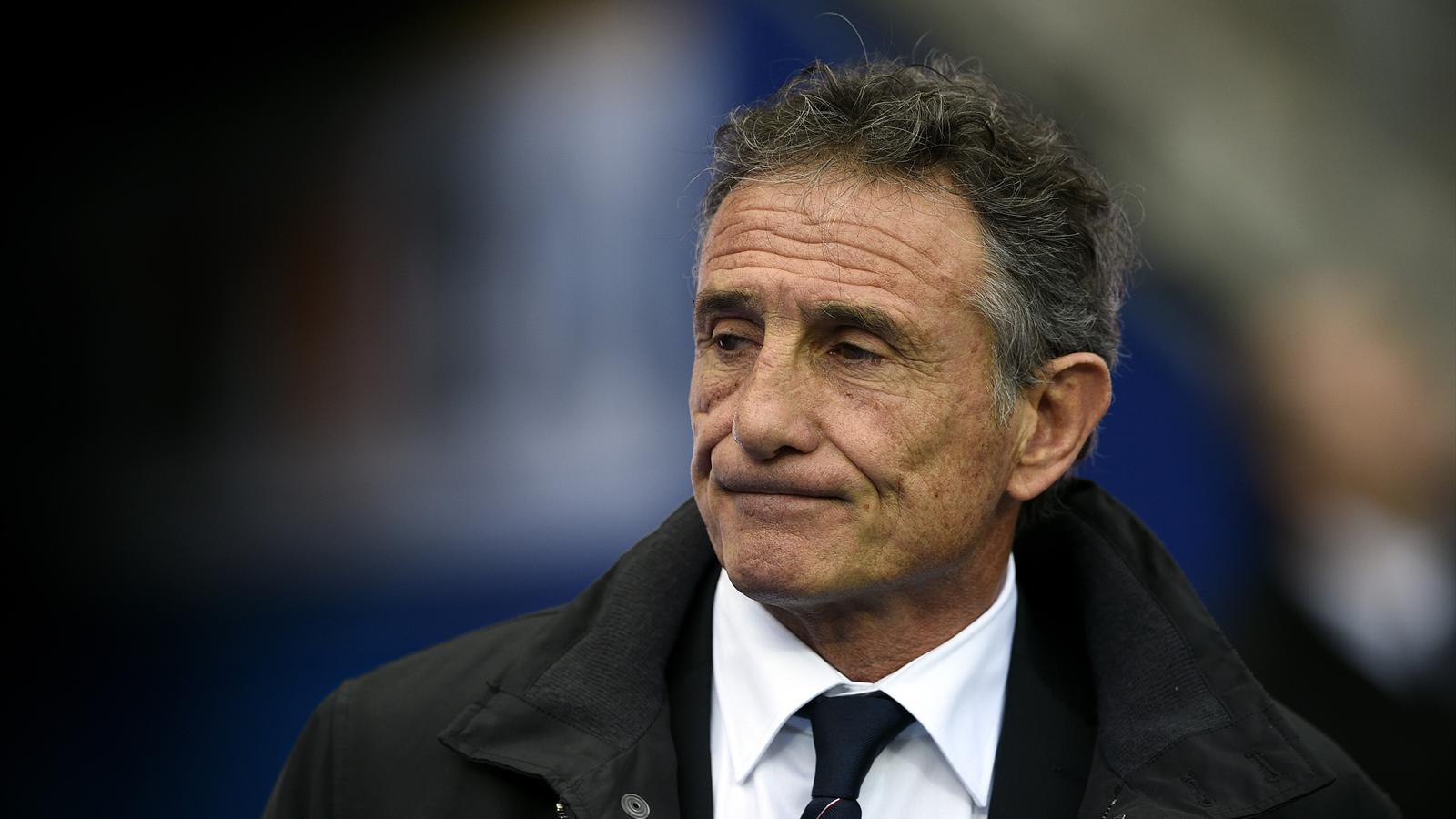 Guy Novès (XV de France) - 6 février 2016