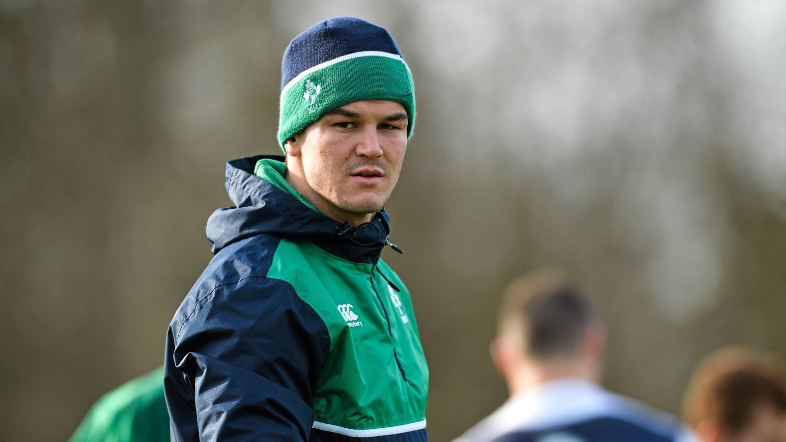 Jonathan Sexton (Irlande) - février 2016