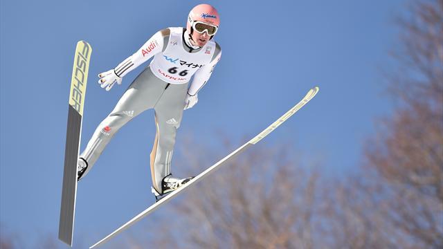 Skispringen live im TV und Livestream: DSV-Heimspiel in Klingenthal bei Eurosport