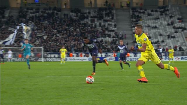 Une erreur d'Ambrose et un but de Sigthorsson remettent Nantes dans le match