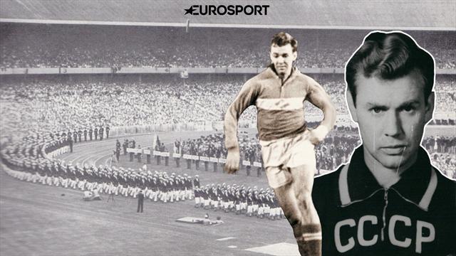 Автор золотого гола сборной СССР на Олимпиаде-1956 Ильин скончался в возрасте 84 лет