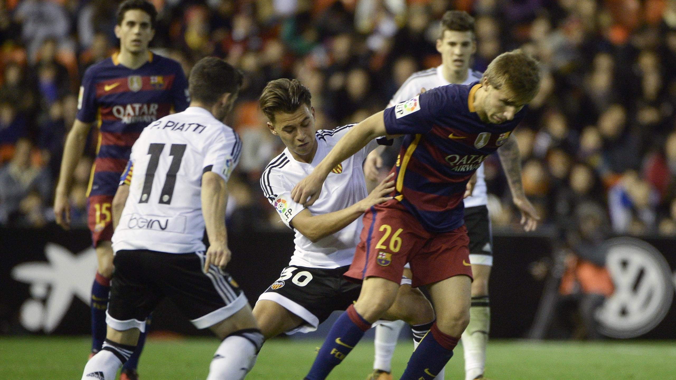 Maglia Home FC Barcelona Sergi Samper