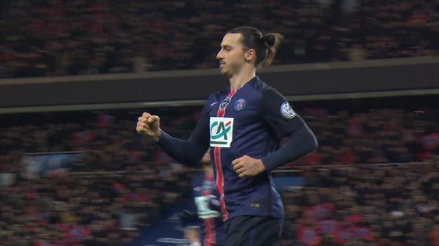 PSG - Lyon, les temps forts