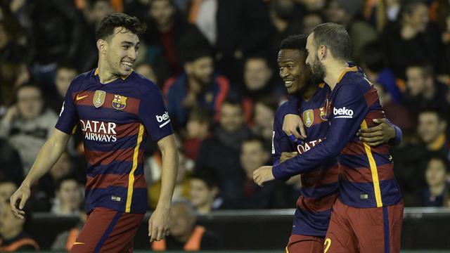 Barcelona yenilmezlik serisi rekorunu 29 maça çıkardı