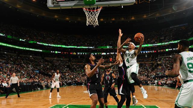En prolongation, les Celtics ont finalement renversé les Clippers : la vidéo