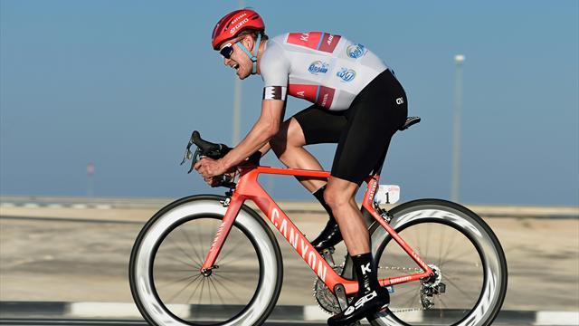 Kristoff encore vainqueur, Cavendish de retour au pouvoir