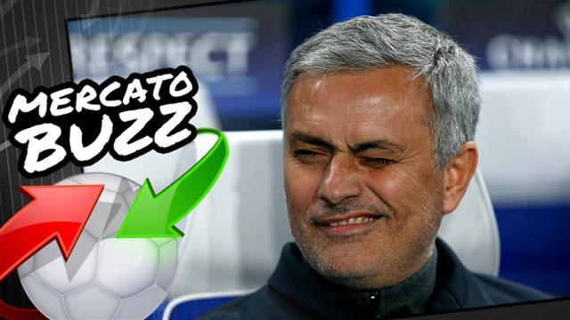 Avec 400 millions d'euros en besace, Mourinho prépare déjà son come-back