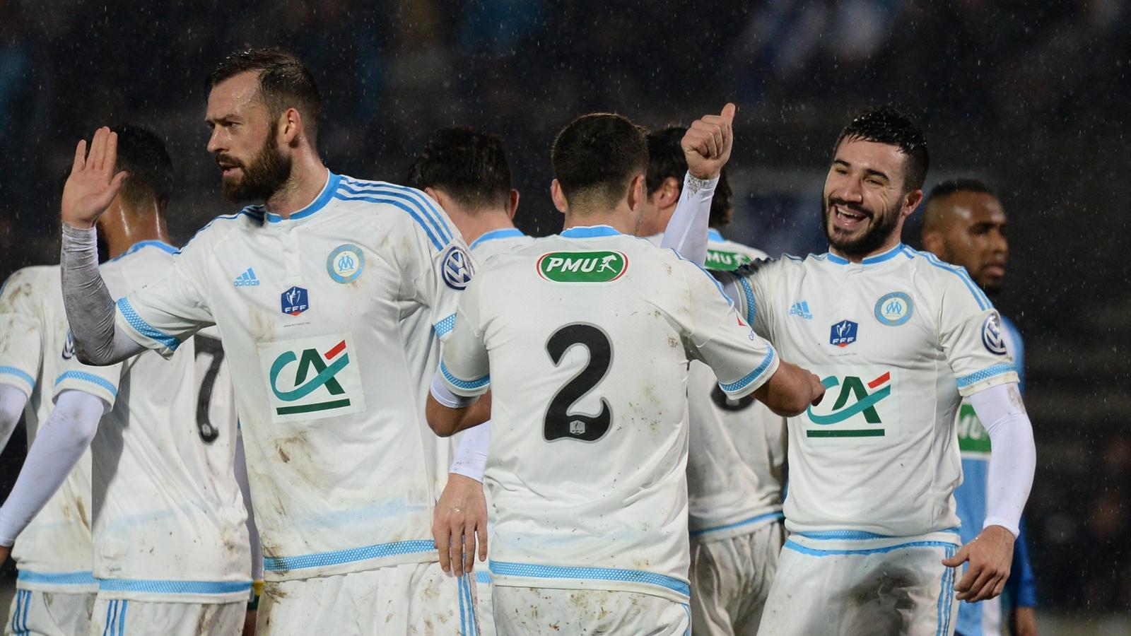 Coupe de france suivez en direct vid o les quarts de - 32eme de finale coupe de france en direct ...