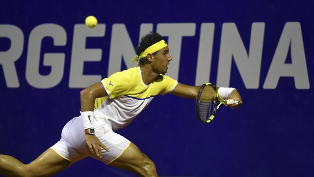Tennis : Sur terre battue, Nadal bute sur Thiem