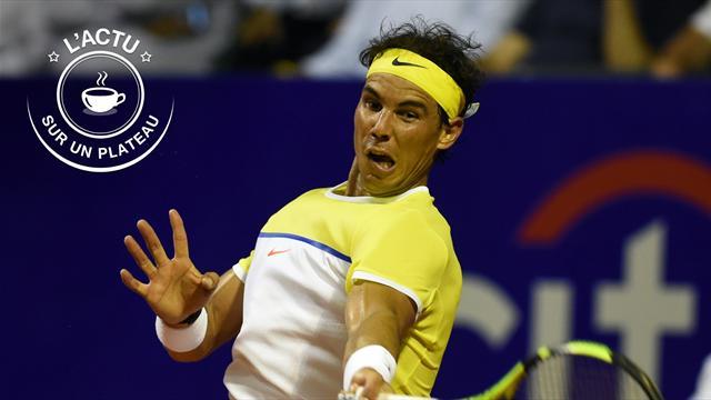 OM, Nadal, Ligue 1, WRC : L'actu sur un plateau